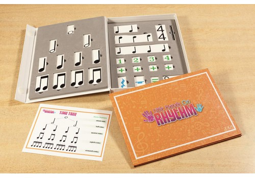 Combo Set  - Little Hands on Rhythm + Random Rhythm Card Set